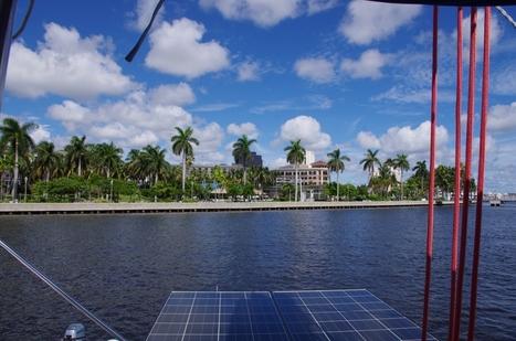 Grand voyage en voilier: USA Intracoastal Waterway   Voyage en Catamaran, rien de plus simple.   Scoop.it