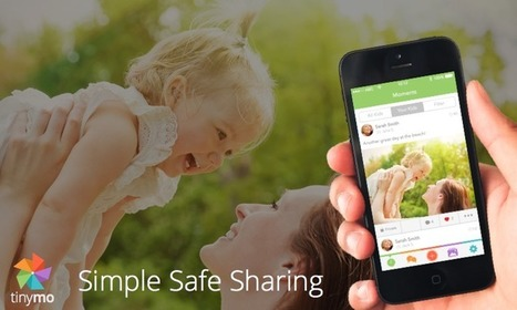 Tinymo is the private social network all parents will Like - Geektime | Infography 2.0 | Scoop.it