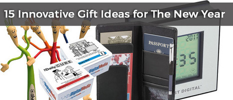 15 Innovative Gift Ideas for The New Year | Business Promotional Ideas and Products | Scoop.it