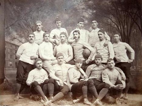 The History of Football in America | Oklahoma High School Football | Scoop.it