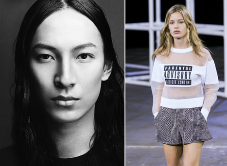 Coachella surprise: Alexander Wang for H&M unveiled at music festival | latest fashion trends | Scoop.it