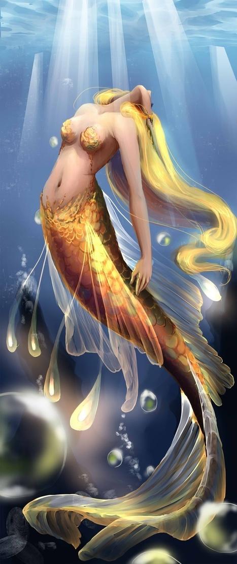 ý nghĩa hình xăm nàng tiên cá | Xăm Hình Nghệ Thuật Đẹp Nhất Tại Tattoo PT ART ở HCM | Scoop.it