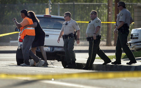 MORENO VALLEY: 2 homicides linked to shooting that injured deputy | The Rodriguez Law Group | Scoop.it