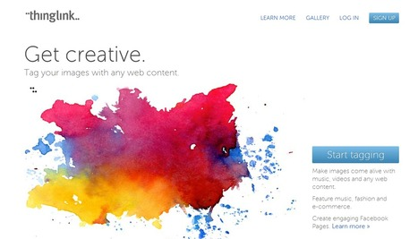 ThingLink - Make Your Images Interactive | Time to Learn | Scoop.it