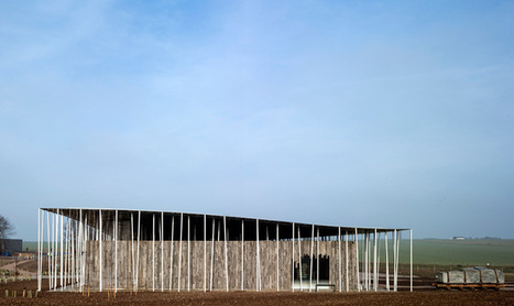 Stonehenge Visitor Centre by Denton Corker Marshall opens | Architecture and sustainability | Scoop.it