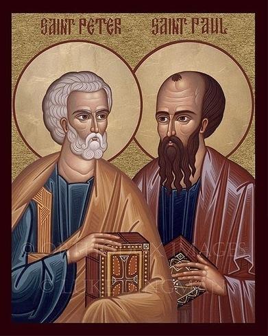 Luís Miguel FIGUEIREDO RODRIGUES: Pedro e Paulo: a universalidade da salvação | imissio | Scoop.it