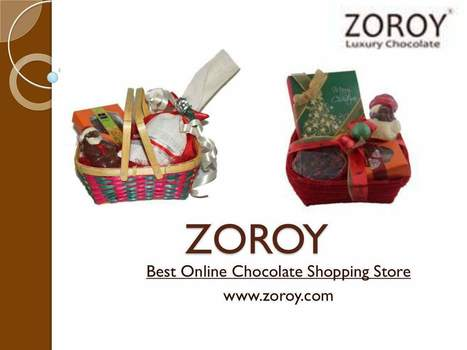 Christmas Gifts – Christmas & New Year Chocolate Box   Zoroy Luxury Chocolate   Scoop.it