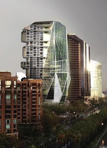 Vertical Urban Farm in San Diego by Brandon Martella — City ... | Vertical Farm - Food Factory | Scoop.it