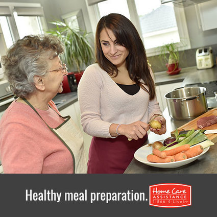 Things to Keep in Mind when cooking for seniors | Home Care Assistance Annapolis | Scoop.it