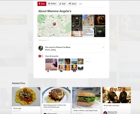 Six ways Pinterest is becoming serious about visual search | Web Content Enjoyneering | Scoop.it