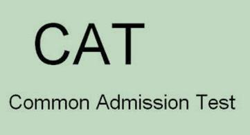 Admit Card for the Common Admission Test for MBA   Education and Scholarship   Scoop.it