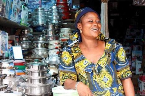 Banking on Including Women in Nigeria | CGAP | Mobile Money for the Poor | Scoop.it