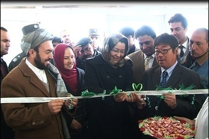 A comprehensive healthcare center opened in Kabul | U.S. - Afghanistan Partnership | Scoop.it