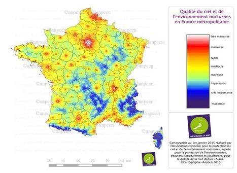 Éclairage public. La qualité du ciel toulousain jugée « très mauvaise » la nuit | Toulouse La Ville Rose | Scoop.it