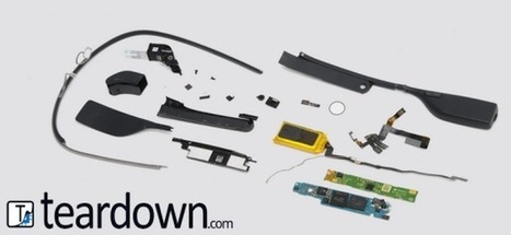 How Much Do the Parts in Google Glass Actually Cost? | Wearable technology | Scoop.it