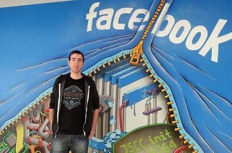 Aurélien ravi de son job chez Facebook en Californie | jactiv.ouest-france.fr | Du bout du monde au coin de la rue | Scoop.it