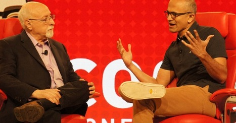 "Microsoft Unveils Real-Time Speech Translation for Skype | L'impresa ""mobile"" | Scoop.it"