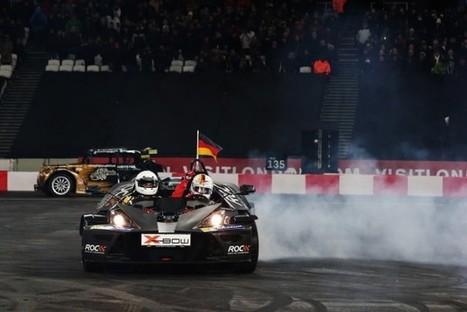 RoC - Vettel remporte la Course des Champions   Auto , mécaniques et sport automobiles   Scoop.it