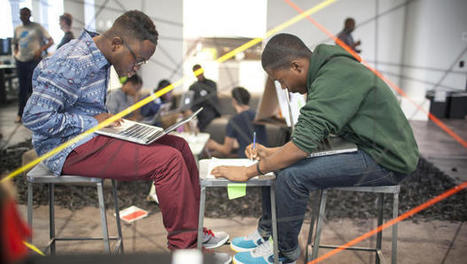 How All Star Code Is Getting More Young, Black Males Into Tech - Fast Company | Tech Teens | Scoop.it