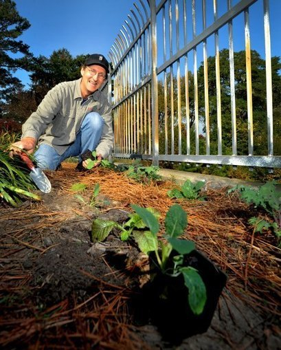 Community gardens a growing force for local food in Fayetteville | North Carolina Agriculture | Scoop.it