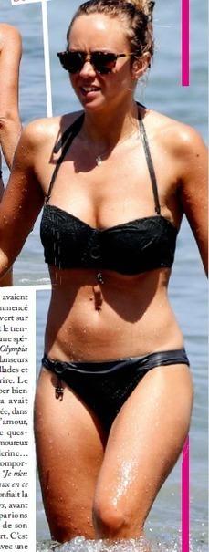 Photos : Enora Malagré en bikini sexy dans le magazine Public | Radio Planète-Eléa | Scoop.it