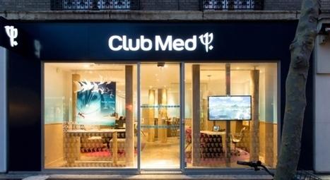 Le Digital In-Store selon Club Med   Quand E-xperience rime avec vente   Scoop.it
