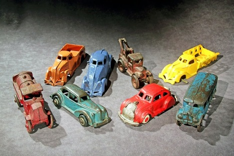 My Antique World: Antique cast-iron toys | Antique world | Scoop.it