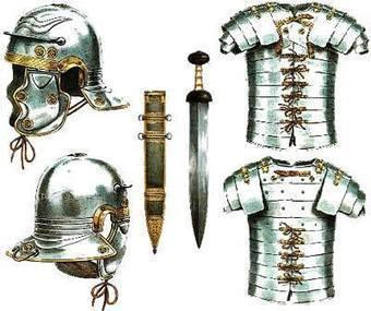 LEGIO VII CLAUDIA: La armadura del legionario romano | Mundo Clásico | Scoop.it