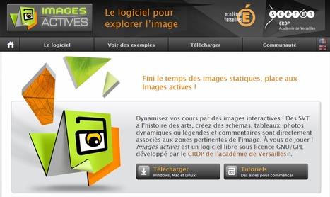 Images Actives - Le logiciel pour explorer l'image | Cabinet de curiosités numériques | Scoop.it
