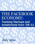"The Facebook Economy: Tracking Startups and Investments from '08-'11 - SocialTimes Pro | ""Social Media"" 