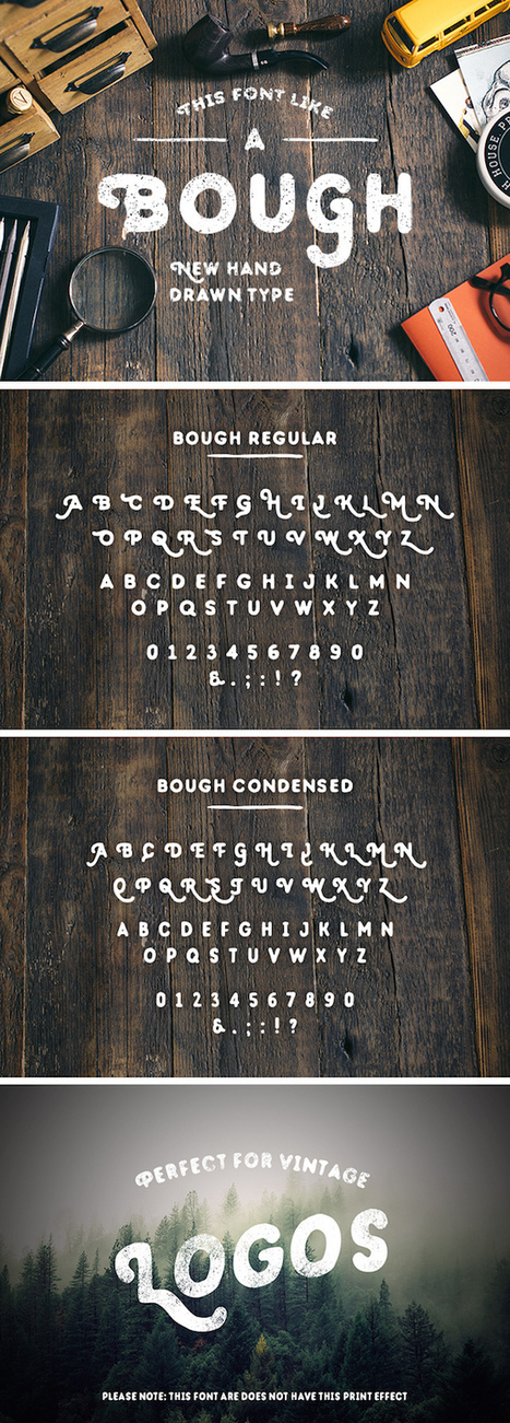 20 Best Free Handwritten Fonts for Designers | Web Design | Scoop.it