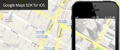 Google Maps API now open to all iOS developers - TUAW | iOS example | Scoop.it