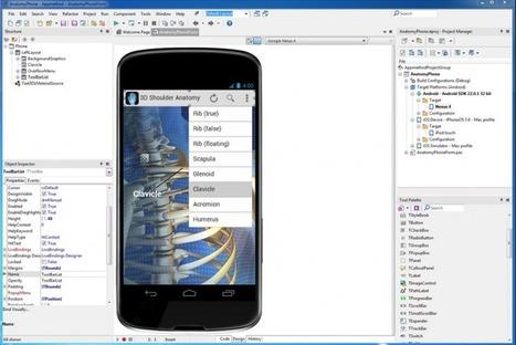 Appmethod - Développez pour Android et iOs simultanément | Android-France | techmefr | Scoop.it