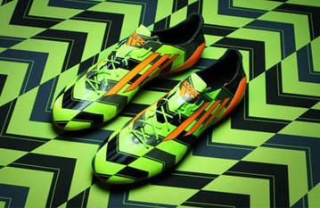Adidas adizeo F50 Crazylight dévoilée par Gareth Bale | Sneakers | Scoop.it