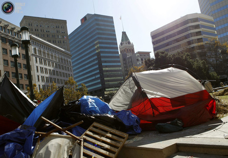 Occupy Oakland And New York Dismantled | Photojournalism - Articles and videos | Scoop.it