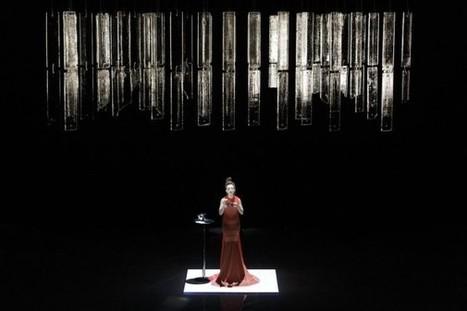 Und: Natalie Dessay dans une cathédrale de glace | théâtre in and off | Scoop.it