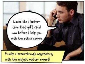 How to Overcome the Challenge of Working with Subject Matter Experts » The Rapid eLearning Blog | Web Learning | Scoop.it