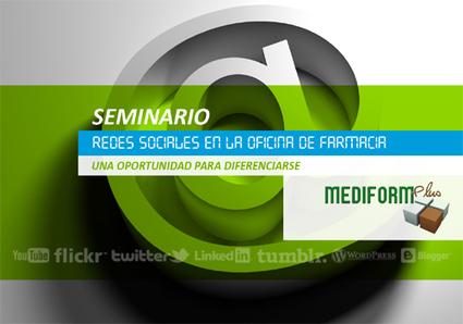 Mediformplus organiza un Seminario sobre Redes Sociales en la Oficina de Farmacia | eSalud Social Media | Scoop.it