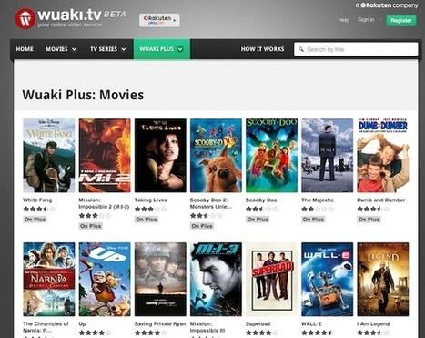 VOD et SVOD : Wuaki c'est qui  ? | TVOD_FR | Scoop.it