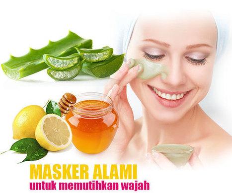 Masker Alami Untuk Memutihkan Wajah Ampuh Dan Aman | Cream Pemutih Wajah Bagus dan Aman | Scoop.it