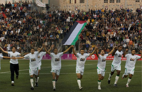 Shame on Israel.The Palestinian national soccer team has been under attack by the Israeli state | Business Video Directory | Scoop.it