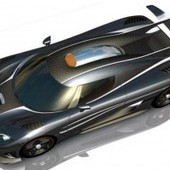Leaked renderings of Koenigsegg One:1 reveal carbon fiber, well, everything – and 1,400hp and 1,400kg to boot? | Luxury Cars | Scoop.it