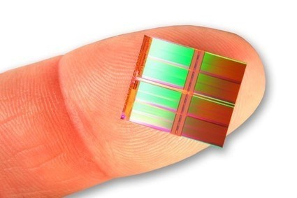 Intel, Micron unveil first 128-gigabit flash chip, provide double the data density | 21st Century Innovative Technologies and Developments as also discoveries, curiosity ( insolite)... | Scoop.it