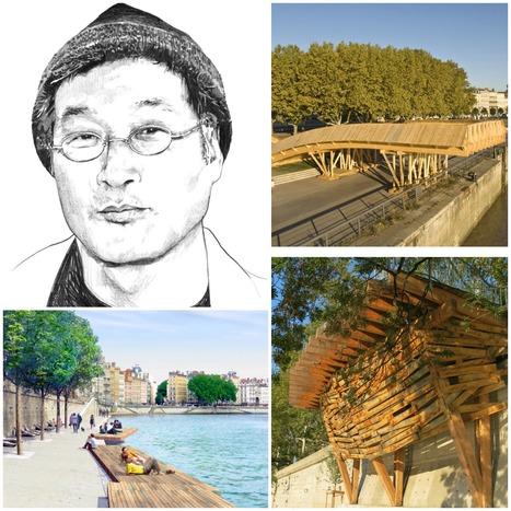 Aménagement des rives de Saône - Tadashi Kawamata, au fil de l'eau ... | Le Land art, nouvelle appréhension de l'espace naturel | Scoop.it
