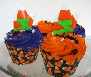 Handmade Cupcake Wrappers — Sweet! | Recetas de Comida | Scoop.it