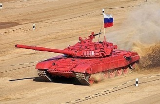 Russia to Host World Military Games: China Brought its Own Tank | enjoy yourself | Scoop.it