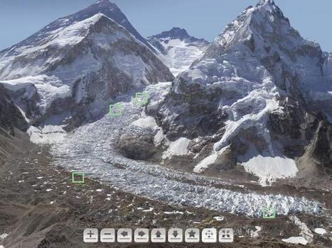 A 3.8 Billion-Pixel Tour Of Mount Everest : NPR   MrsWunder's Blog   Scoop.it