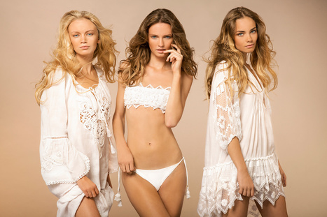 Beachwear Made in Le Marche: Emamò Spring/Summer collection 2015 - Saint Tropez | fashion clothes | Scoop.it