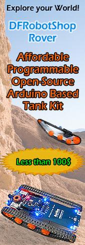 More Vacuum Testing, More Robot Destruction | Arduino Focus | Scoop.it