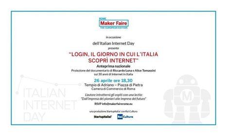 Italian Internet Day | Infoegio's Scoop.it | Scoop.it